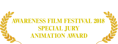 "The Laws of the Universe-Part I received ""SPECIAL JURY ANIMATION AWARD"" at Awareness Film Festival 2018, which was held in Los Angels."